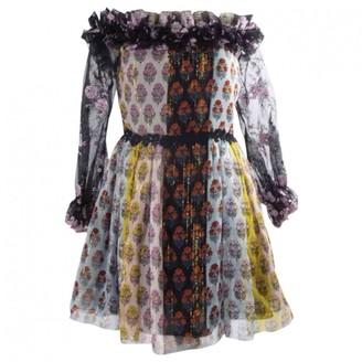 Giamba Silk Dress for Women