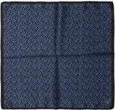 Lanvin Printed Silk Twill Pocket Square