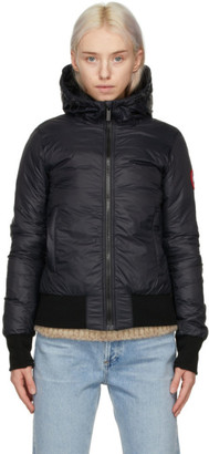Canada Goose Black Down Dore Jacket