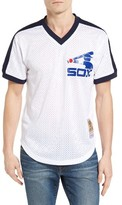 Mitchell & Ness Men's Carlton Fisk Chicago White Sox Authentic Mesh Jersey