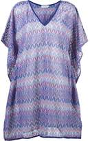 BRIGITTE tricot beach dress