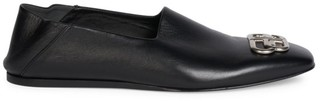 Balenciaga Cosy BB Leather Loafers