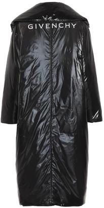 Givenchy Nylon puffer coat
