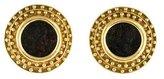 Elizabeth Locke Ancient Coin Earrings