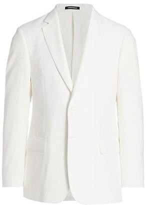 Emporio Armani Solid Sportcoat