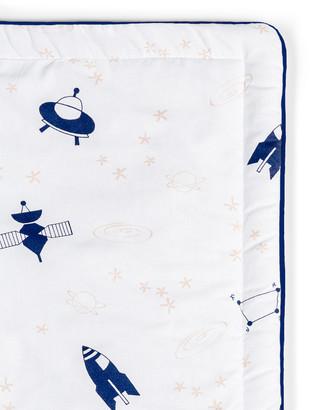 Batlló Concept BATLLO CONCEPT - Blue Reversible Kids Quilt 200140 cm