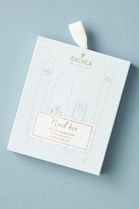 Bachca Paris Manicure Set By Bachca Paris in Mint