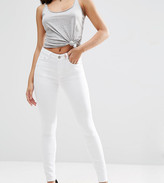 Asos Ridley Skinny Jeans in White