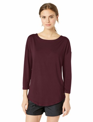 Copper Fit Women's Easy FIT LACE UP Back TEE