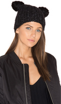 Eugenia Kim Felix Beanie with Mink Fur Ears