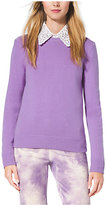 Michael Kors Crewneck Cashmere Sweater