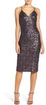 Dress the Population Women's 'Nina' Sequin Midi Dress