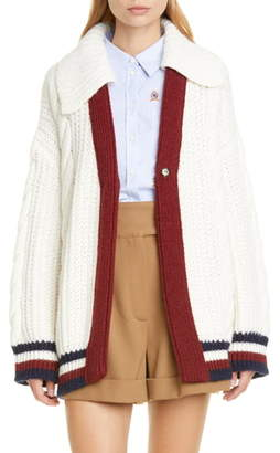 Tommy Hilfiger Cable Knit Cardigan