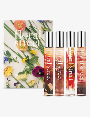 Floral Street Light Collection eau de parfum set 4 x 10ml