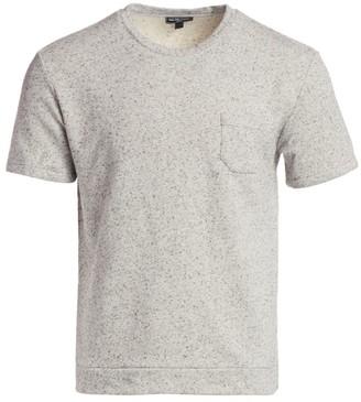 Saks Fifth Avenue MODERN Short Sleeve Sweatshirt