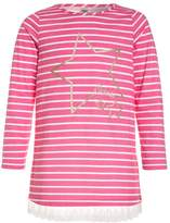 Osh Kosh OshKosh EYELET TRIM Long sleeved top pink