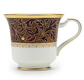 Noritake Xavier Gold Paisley Bone China Cup