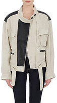 IRO Women's Lovelocspe Jacket-Beige Size 36 Fr