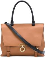 Derek Lam 10 Crosby 'Ave A' top handle satchel - women - Nappa Leather - One Size
