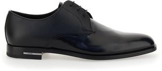 Prada Lace Up Derby Shoes