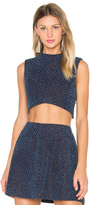 Lucy Paris Cassy Crop Top