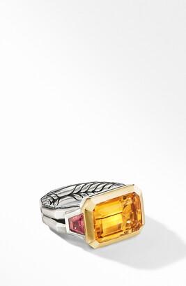 David Yurman Novella 3-Stone Ring