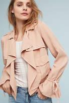 Ella Moss Stevie Tie-Sleeve Jacket