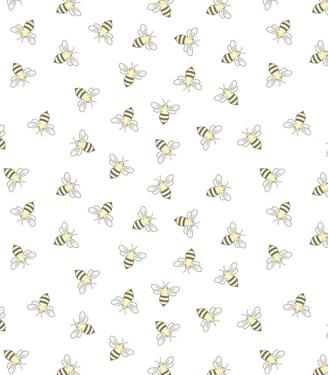 Burt's Bees Beekeeper Honey Bee Organic Baby Wearable Blanket