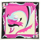 Emilio Pucci Abstract Print Handkerchief