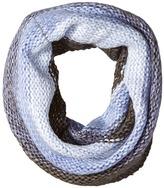 Betsey Johnson Crystal Light Knit Snood Knit Hats
