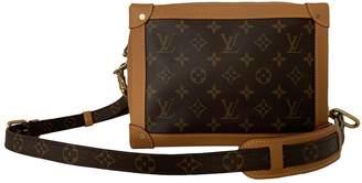 Louis Vuitton Soft trunk mini Brown Leather Bags