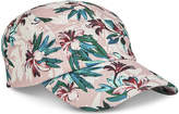 Nine West Tropical Floral Baseball Cap