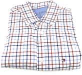 Tommy Hilfiger Men's Slim-Fit Comfort Wash Untucked Dress Shirt