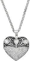 Montana smiths Necklace Womens Vintage Charm NC1325CZ