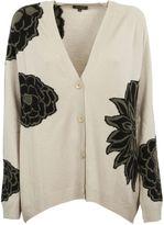 Etro Floral Pattern Cardigan