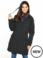 Craghoppers 365 5-In-1 Jacket - Black/Berry