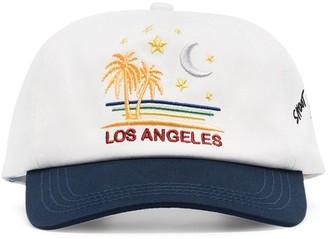 Nick Fouquet Tourist embroidered cap