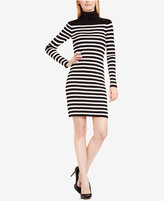 Vince Camuto Striped Bodycon Sweater Dress