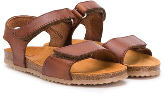 Pépé Kids Touch Strap Flat Sandals