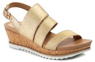 Andrew Geller Gessica Wedge Sandal
