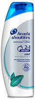 Head & Shoulders Instant Relief 2-in-1 Dandruff Shampoo Plus Conditioner, 22.5 Fluid Ounce