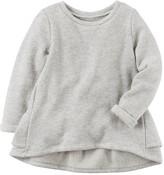 Carter's Toddler Girl Ruffled Pullover Sweater