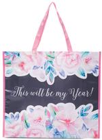 My Year Print Reusable Bag