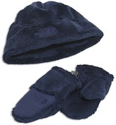 The North Face Infant Boys' Baby Oso Cute Collection Beanie & Mitten Set - Sizes XXS-XS