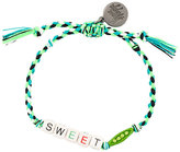 Venessa Arizaga Sweet Pea bracelet