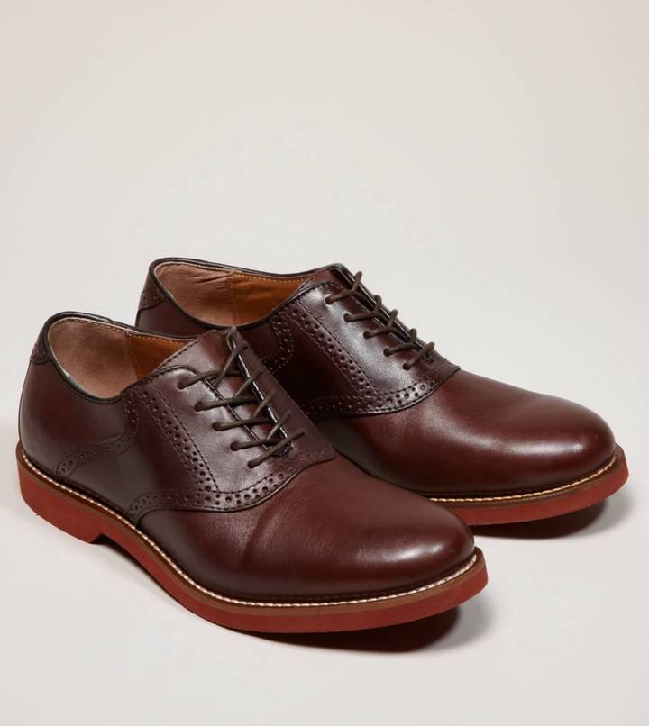 Burlington Bass Saddle Shoe
