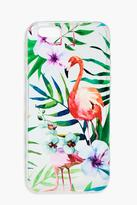 Boohoo Tropical Flamingo iPhone 6 Case