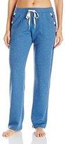 Lucky Brand Women's Fleece Jersey Lounge Pant