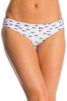 Splendid Summer School Reversible Retro Bikini Bottom 8144761