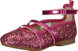 Osh Kosh Baby-Girl's Zaina Ballet Flat
